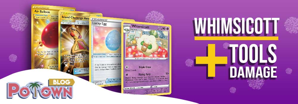 Whimsicott: more Tools, more Power