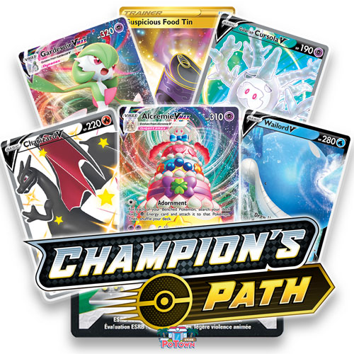 Pokemon Online TCG Code Champions Path card 25x Codes Emailed!