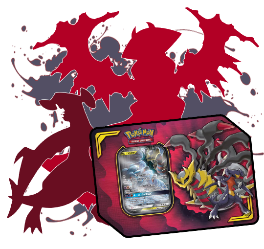 Giratina & Garchomp Deck - 2 Copies of Tina Chomp GX Included - TCGO Code Automatic E-mail Delivery