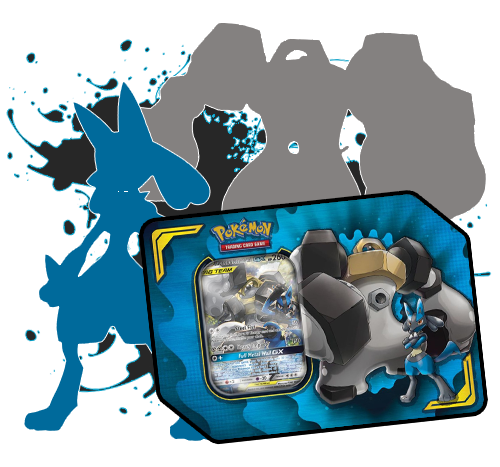 Lucario & Melmetal Deck - 2 Copies of Lucario Melmetal GX Included - TCGO Code Automatic E-mail Delivery