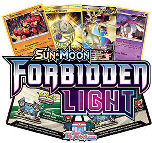 Pokemon TCG Online Codes For Sun And Moon Forbidden Light Booster Pack - Automatic E-mail Delivery