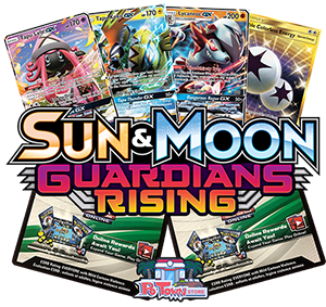 Pokemon TCG Online Codes For Sun And Moon Guardians Rising Booster Pack - Automatic E-mail Delivery