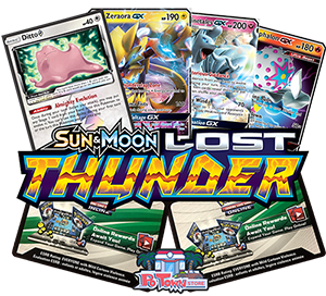 Pokemon TCG Online Codes For Sun And Moon Lost Thunder Booster Pack - Automatic E-mail Delivery