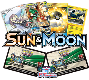 Pokemon TCG Online Codes For Sun And Moon Booster Pack - Automatic E-mail Delivery