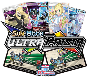 Pokemon TCG Online Codes For Sun And Moon Ultra Prism Booster Pack - Automatic E-mail Delivery