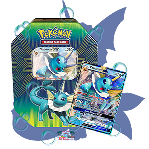 Pokemon TCG Online Codes Vaporeon GX Deck ( You Get 2 Vaporeon GX Cards + Other Pokemon / Trainer ) Automatic E-mail Delivery