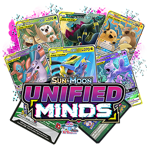 Pokemon TCG Online Codes For Sun And Moon Unified Minds Booster Pack - Automatic E-mail Delivery