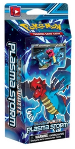 Plasma Claw Theme Deck - Pokemon TCG Online Codes