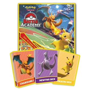 Battle Academy - PTCGO Code