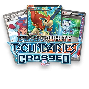 Boundaries Crossed - Pokemon TCG Codes