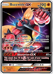 Ultra Beasts-GX Premium Collection - Buzzwole and Xurkitree - Pokemon TCG Codes