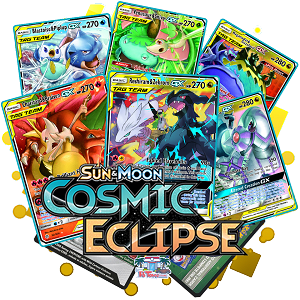 Pokemon TCG Online Codes For Sun And Moon Cosmic Eclipse Booster Pack - Automatic E-mail Delivery