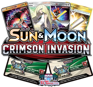 Crimson Invasion - PTCGO Code