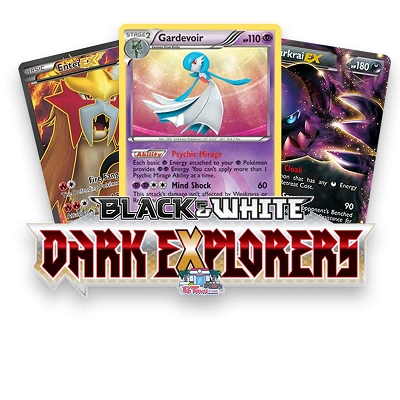 Dark Explorers - Pokemon TCG Codes