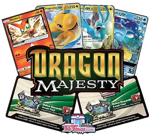 Dragon Majesty - PTCGO Code