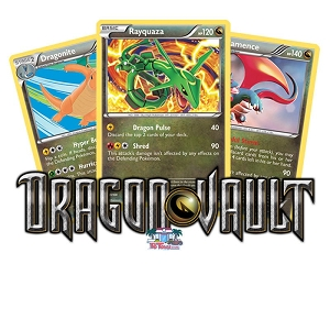 Dragon Vault - Pokemon TCG Online Codes