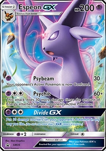 Pokemon TCG Online Codes For Espeon GX Premium Collection
