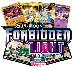 Forbidden Light - PTCGO Code
