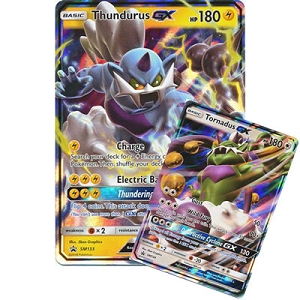 Pokemon TCG Online Codes For Forces Of Nature GX Premium Collection