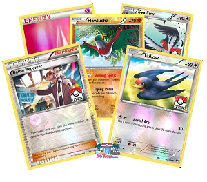 Fortree Gym Season 2015 - PTCGO League Codes  Online TCG