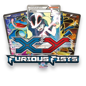Furious Fists - Pokemon TCG Codes