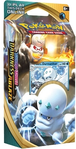 Galarian Darmanitan Theme Deck - Pokemon TCG Online Codes