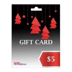 5 USD Gift Card Potownstore