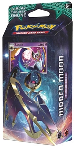 Hidden Moon Theme Deck - PTCGO Codes