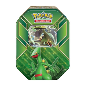Sceptile-EX Deck Hoenn Power Tin - PTCGO Code