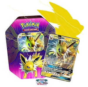 Jolteon GX Deck - PTCGO Codes