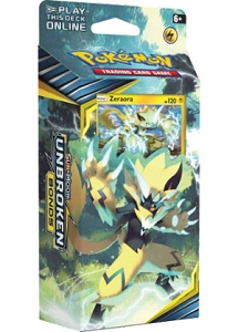 Lightning Loop Theme Deck - Pokemon TCG Code