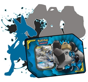 Lucario & Melmetal Deck - 2 Copies of Lucario Melmetal GX Included - TCGO Code