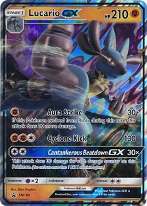 Pokemon TCG Online Codes For Lucario GX Automatic E-mail Delivery