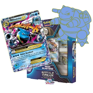 Mega Blastoise Battle Arena Deck - Pokemon TCG Online Codes