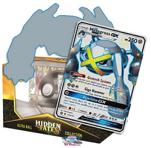 Pokemon TCG Online Codes For Shiny Metagross GX Promo Automatic E-mail Delivery