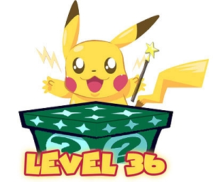 Mystery Box Level 36 - Theme / Tin Deck - PTCGO Code