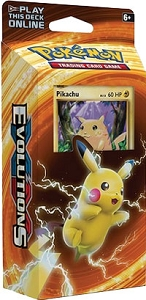 Pikachu Power Theme Deck - Pokemon TCG Code