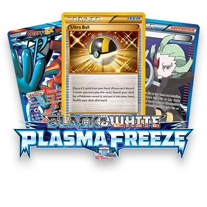 Plasma Freeze - Pokemon TCG Codes