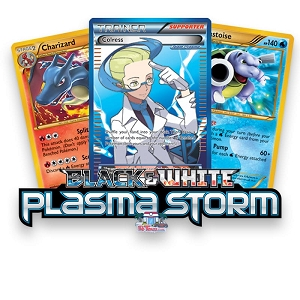 Plasma Storm - Pokemon TCG Codes