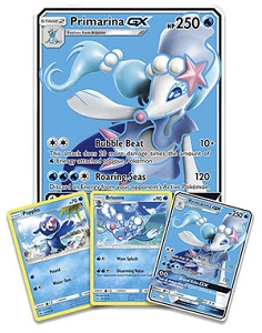 Pokemon TCG Online Codes For Primarina GX