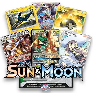 Sun & Moon - Pokemon TCG Codes