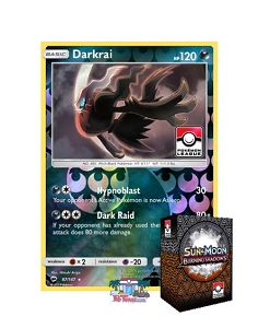 Burning Shadows Season 1 - Pokemon TCG League Codes