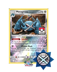 Celestial Storm Season 2 Rewards - PTCGO League Code