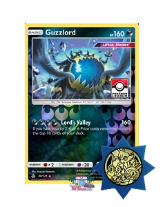 Forbidden Light Season 2 Rewards - PTCGO League Code