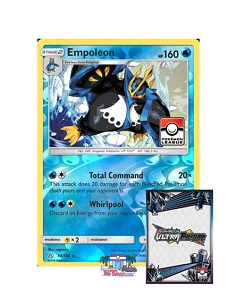 Ultra Prism Season 3 Rewards - Pokemon TCG League Codes