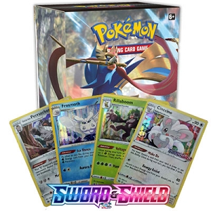 Sword & Shield Pre Release Promo Box - PTCGO Code