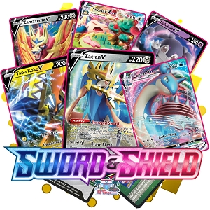 Pokemon TCG Online Codes For Sword And Shield Booster Pack