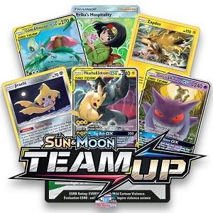 Team Up - Pokemon TCG Codes