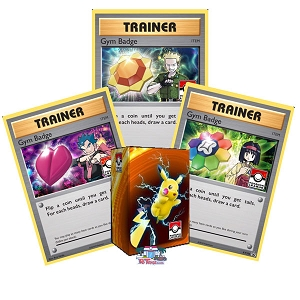 Thunder Season 2016 - Pokemon TCG League Codes