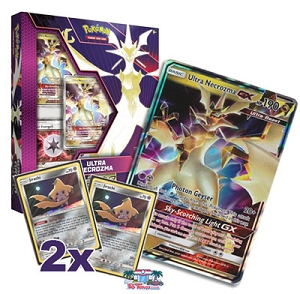 Ultra Necrozma-GX Battle Arena Deck (2x Jirachi) - Pokemon TCG Online Codes